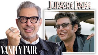 Jeff Goldblum Breaks Down His Fashion Looks, from Jurassic Park to Jimmy Kimmel Live! | Vanity Fair