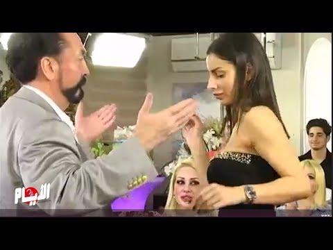 بالفيديو..بعدما جلب نساء للرقص أثناء تقديم ربنامجه..اعتقال الداعية الإسلامي التركي
