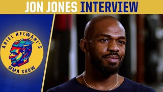 Jon Jones on Reyes at UFC 247, potential future with Miocic, Adesanya | Ariel Helwani's MMA Show