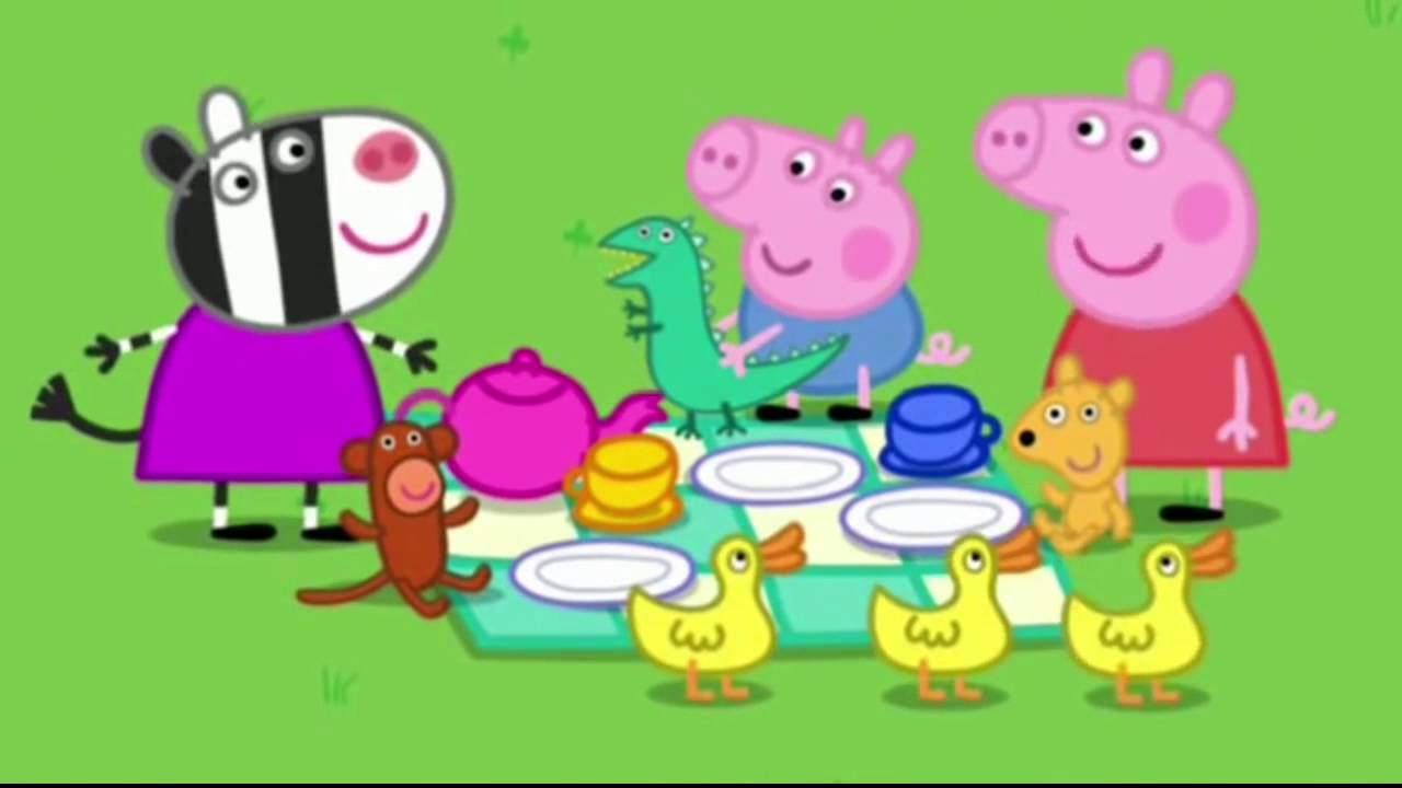 Peppa Pig 1 Episode 1 Season