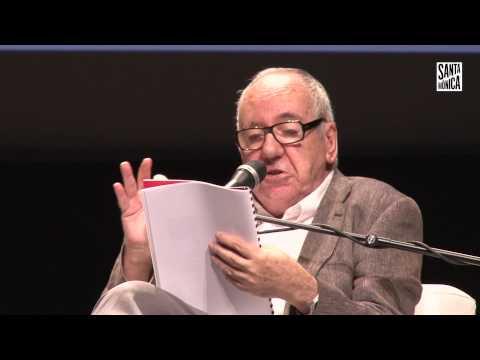 Dilluns de poesia a l'Arts Santa Mònica amb Feliu Formosa