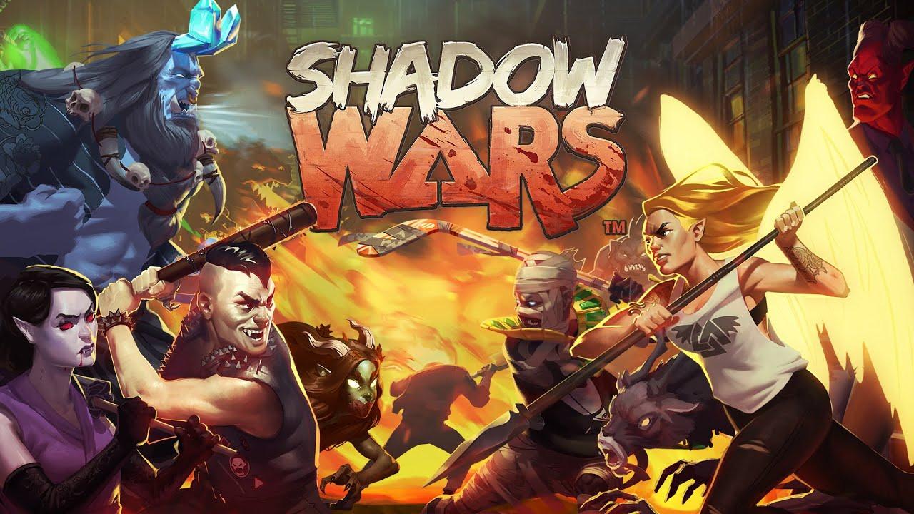 Играй Shadow Wars На ПК 2
