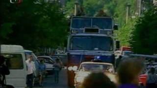 Zabudnutá výprava - Tatra okolo sveta