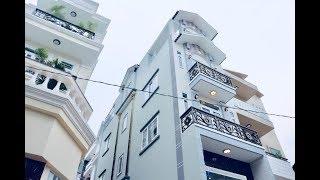 Nhà Bán Gò Vấp l 4 x 17m nhà phố Góc 2MT tiện Kinh Doanh 3 lầu thiết kế đẹp Quang Trung 5.79 Tỷ