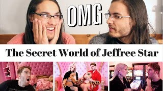 The Secret World of Jeffree Star I Our Reaction // TWIN WORLD