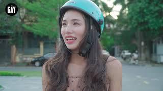 Tiểu Thư Và Chuyện Tình Với Anh Chàng Thu Tiền Mạng May Mắn | Phim Ngắn Hài Hước Gãy TV