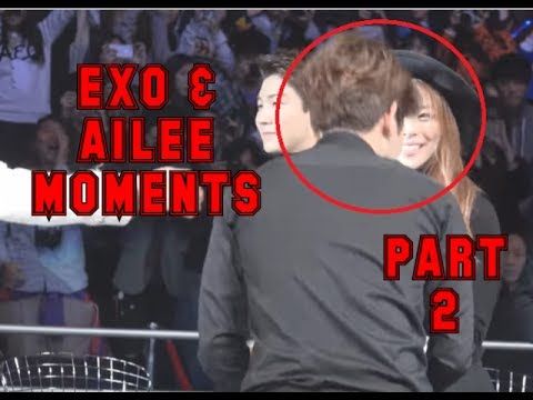 EXO & Ailee Moments Pt.2