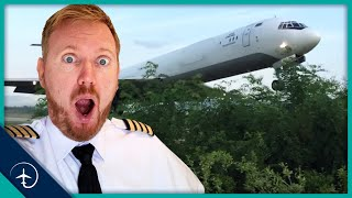 CRAZY IL-62 Takeoff! -  Reaction