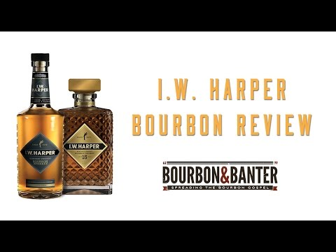 I.W. Harper Bourbon Review