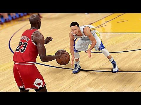 La plus grande équipe de l'histoire est... - NBA 2K - YouTube