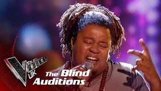 Wesu Performs 'I'm Not The Only One': Blind Auditions | The Voice UK 2018