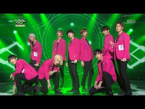 뮤직뱅크 Music Bank - 에스에프나인 - K.O. (SF9 - K.O.).20161216