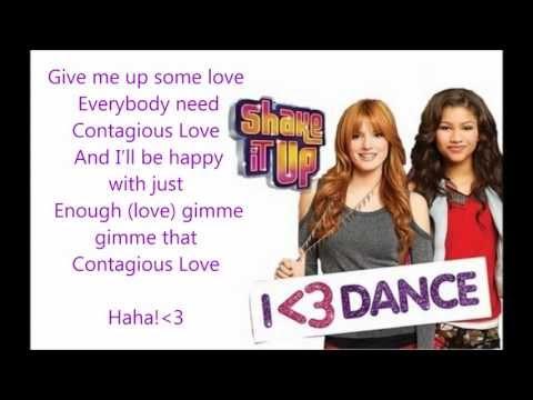 Baixar Contagious Love -Bella Thorne & Zendaya lyrics video