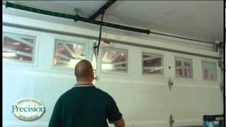 Open Garage Door Manually