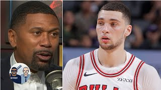 Zach LaVine won't be well-rounded only shooting 3s and layups – Jalen Rose | Jalen & Jacoby