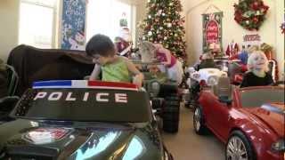 Power Wheels Christmas