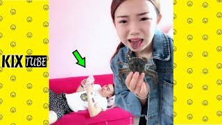 Watch keep laugh EP384 ● The funny moments 2018