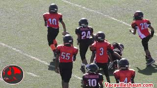 Dean 11u Vs Sacramento Panthers Highlights Wk 2