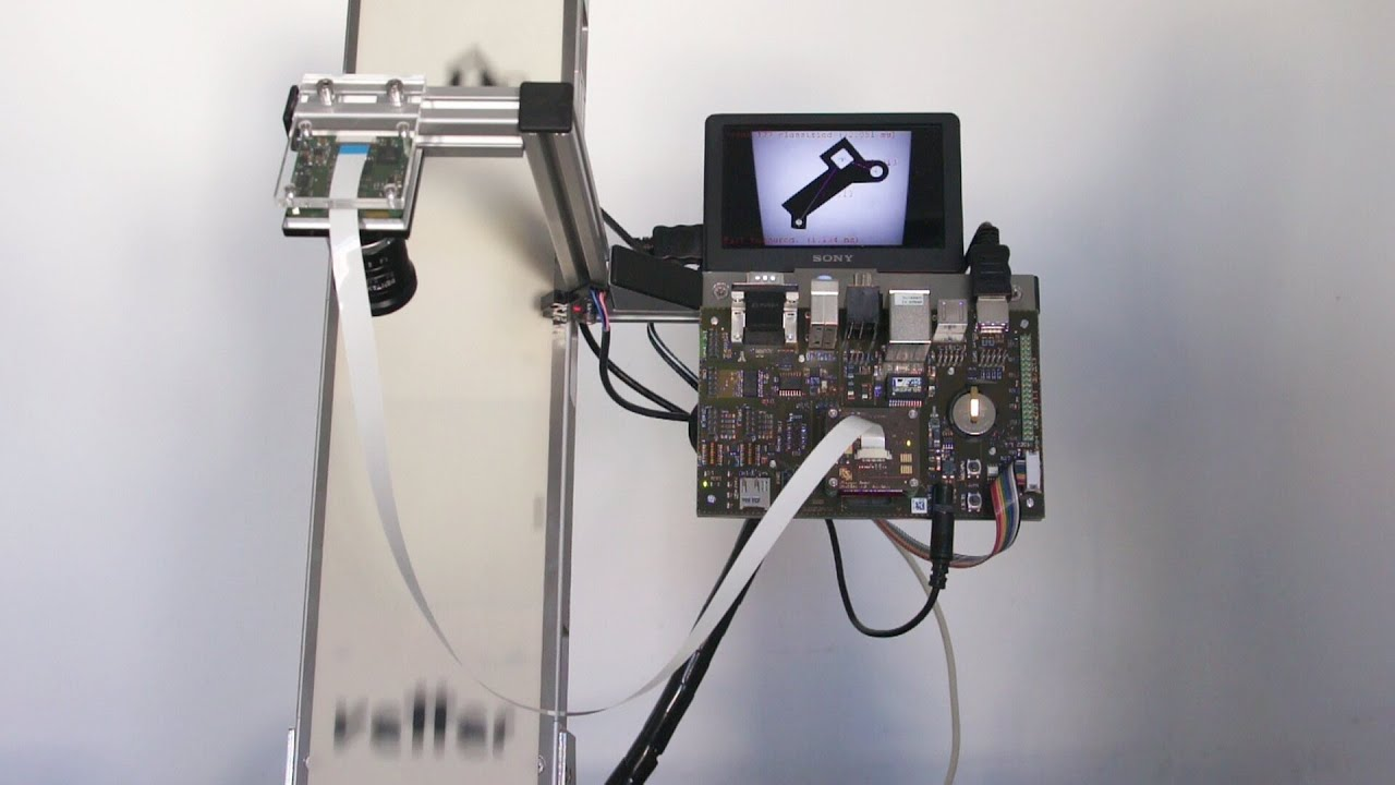 VRmagic D3 - Intelligent board level camera | STEMMER IMAGING