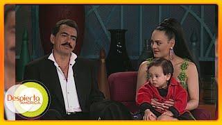 Joan Sebastian y Maribel en entrevista con Cristina Saralegui
