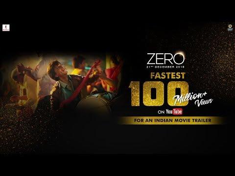 Zero - Official Trailer - Shah Rukh Khan - Aanand L Rai - Anushka - Katrina