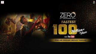 Zero   Official Trailer   Shah Rukh Khan   Aanand L Rai   Anushka   Katrina   21 Dec 2018