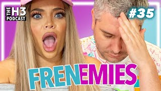 Ethan Embarrassed Himself In Front Of Trisha's Family - Frenemies # 35
