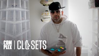Mayor Shows Off Some of The World's Rarest and Most Expensive Sneakers on Part 2 Of Complex Closets