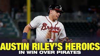 Riley's big game