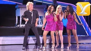 Rod Stewart - Young turks - Festival de Viña del Mar 2014 HD