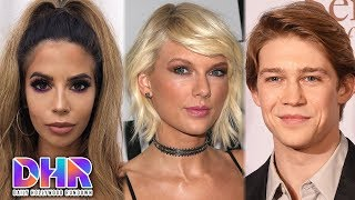 Laura Lee EXPOSED For Racist Tweet & DELETES Twitter - Joe Alywn's PUBLIC Nod To Taylor Swift (DHR)