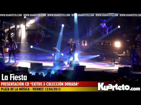 La Fiesta - Presentación CD
