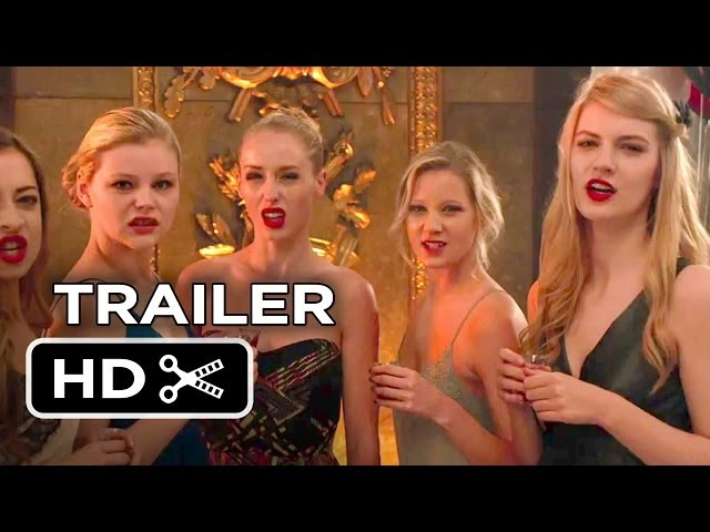 Vampire Academy TRAILER CUTDOWN (2014) - Olga Kurylenko Mystery Movie HD