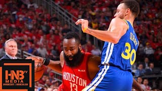 GS Warriors vs Houston Rockets - Game 4 - Full Game Highlights | 2019 NBA Playoffs