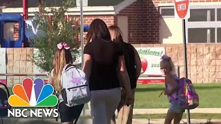 Florida School Reopening Plans To Vary By District | NBC News NOW