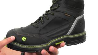 "Wolverine Overman 6"" Composite Toe Boot  SKU:8537576"