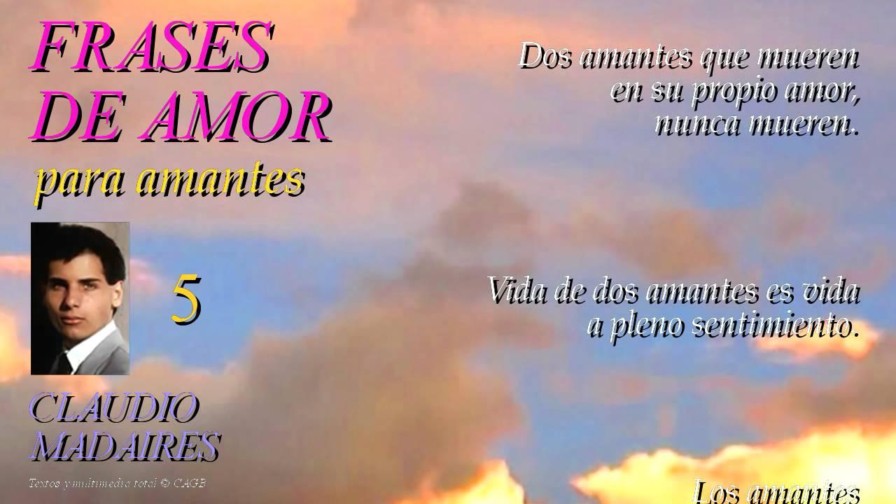 Frases De Amor Para Amantes 2: Frases De Amor Para Amantes (5)