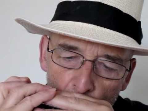 Oblivion on Chromatic Harmonica