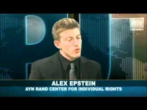 Al Gore's Napkin -- Alex Epstein