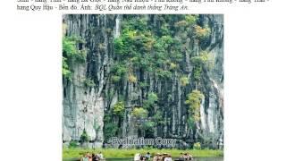 TRÀNG AN (Tràng An Scenic Landscape Complex)