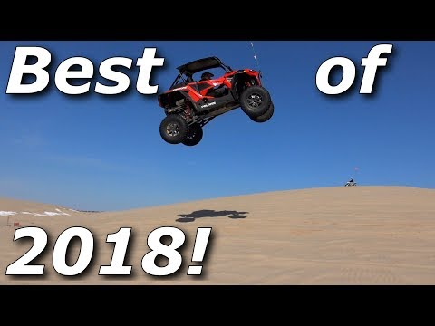 Best of 2018 Part 1! Wins, fails, and unseen footage