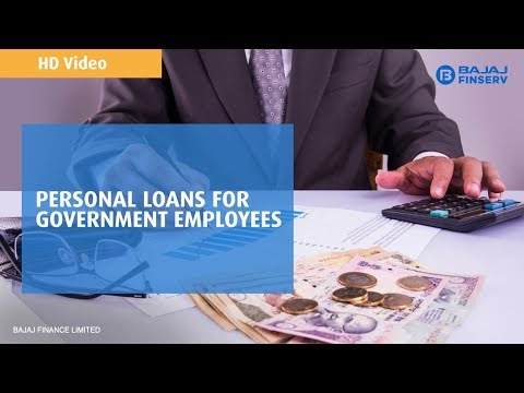 Personal Loan for Government Employees | Low Interest Personal Loans | Bajaj Finserv