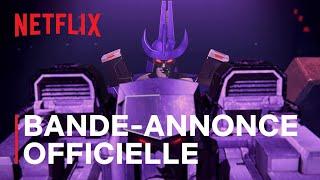 Transformers : la guerre pour cybertron :  bande-annonce VF