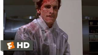 Hip to be Square - American Psycho (3/12) Movie CLIP (2000) HD