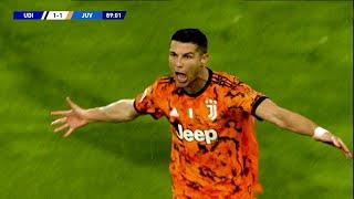 Cristiano Ronaldo Vs Udinese Away HD 1080i (02/05/2021)