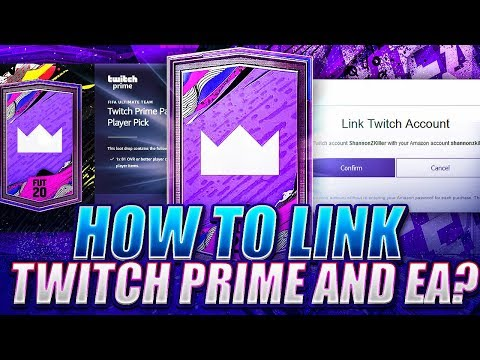 HOW TO CLAIM TWITCH PRIME PACK 2! FIFA 20