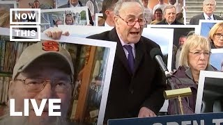 Senate Democrats Get Personal in Demand to End the Trump Shutdown   NowThis