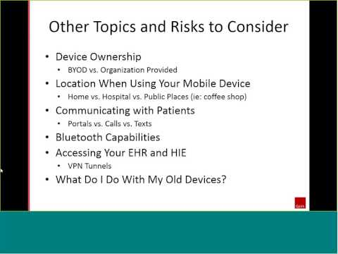 Insights Webinar - Mobile Device Security