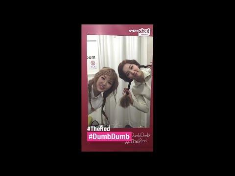 [everyshot] Red Velvet 레드벨벳 - Dumb Dumb_everyshot ver2