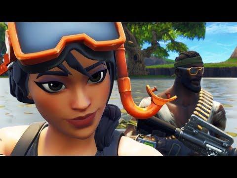 Snorkel Ops Revenge | Fortnite Short Film